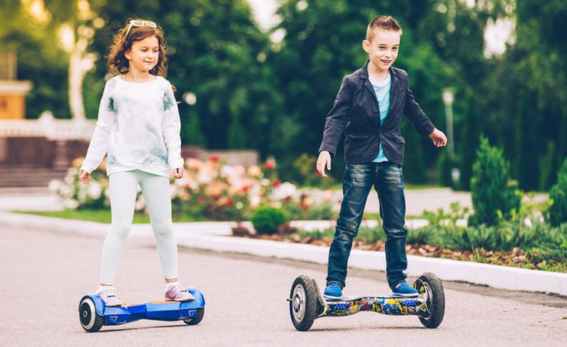 Are Hoverboards Safe For Kids