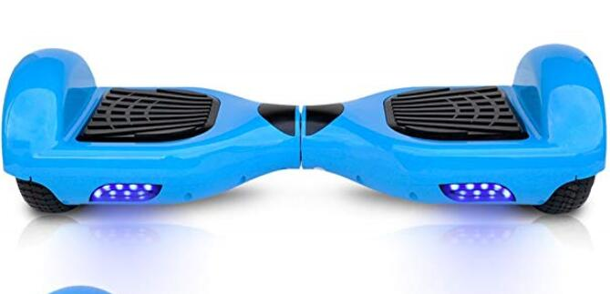 "CHO 6.5"" inch Wheels Electric Smart Self Balancing Hoverboard"