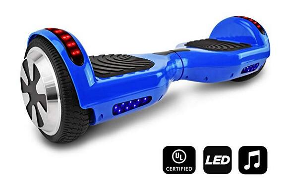 cheap hoverboards under 150$: CHO Electric Self Balancing Dual Motors Scooter Hoverboard