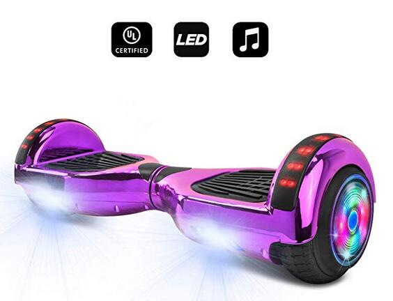 CHO Electric Smart Scooter Hoverboard