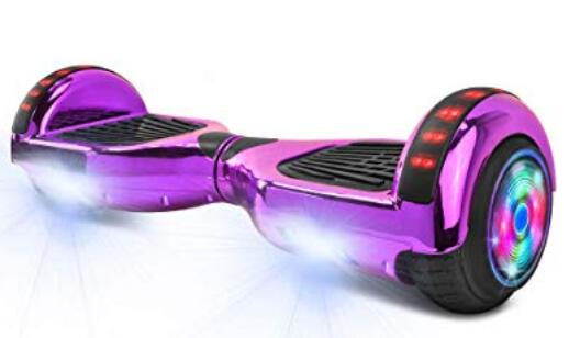 CHO Electric Smart Self Balancing Scooter Hoverboard