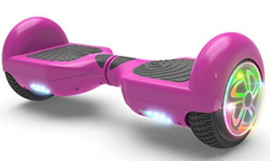 Flash Wheel Two-Wheel Self Balancing Electric Scooter