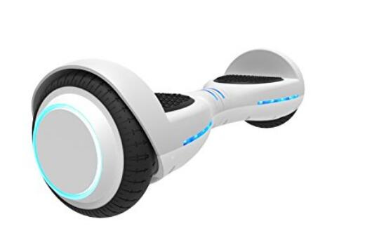 cheap hoverboards under 150$: GOTRAX Hoverfly ION LED Hoverboard