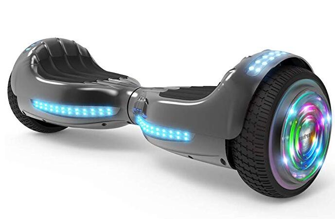 Hoverboard Flash Self Balancing Wheel Electric Scooter