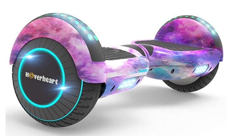 Hoverboard Two-Wheel Self Balancing Electric Scooter