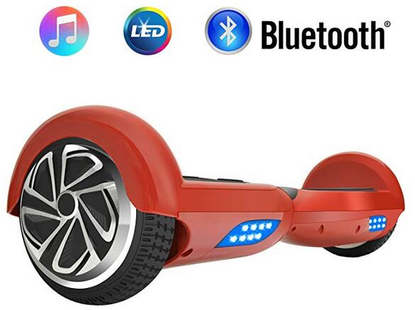 NHT Electric Smart Self Balancing Scooter Hoverboard