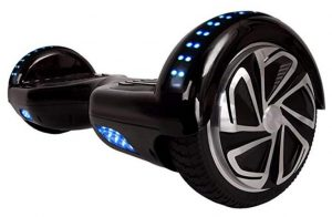 WorryFree Gadgets Certified Smart Self Balancing Hoverboard