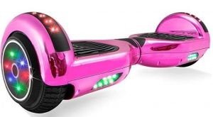 XtremepowerUS Self Balancing Scooter Hoverboard UL2272