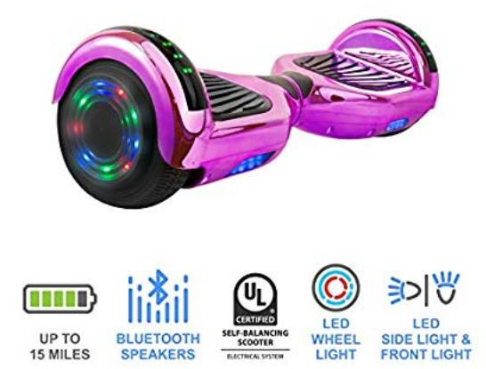 ewheels usa reviews-eWheelsUSA Self Balancing Hoverboard