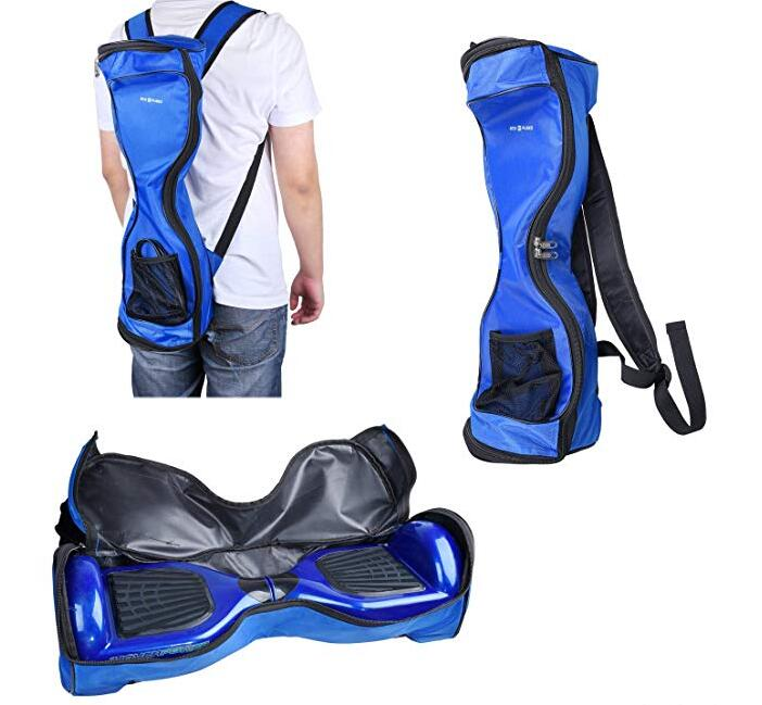 Eco-Fused Waterproof Hoverboard Backpack