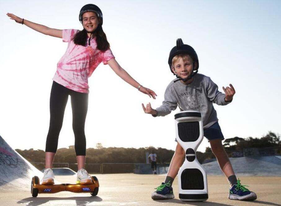 History and Development of Hoverboards