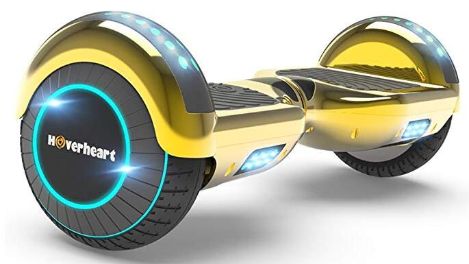 Hoverheart Hoverboard Two-Wheel Self Balancing Electric Scooter