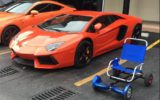 Best Lamborghini hoverboard
