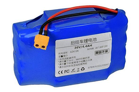 Battery Hoverboard Battery Scooter Safe Replacement Part
