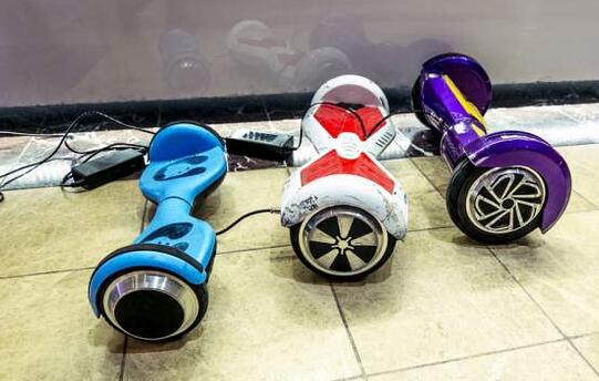 Charge Your Hoverboard