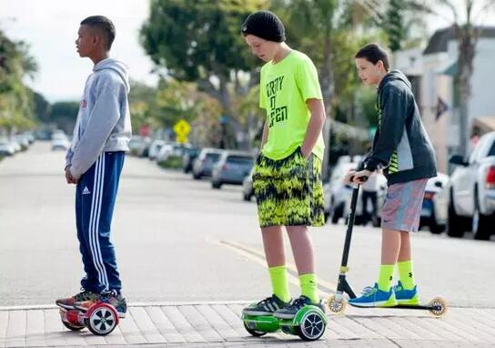 Considerations for Learning to Ride Hoverboards