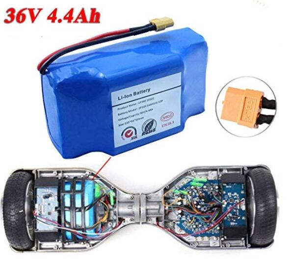 Hoverboard Battery Samsung Genuine Scooter Hoverboard Safe Replacement