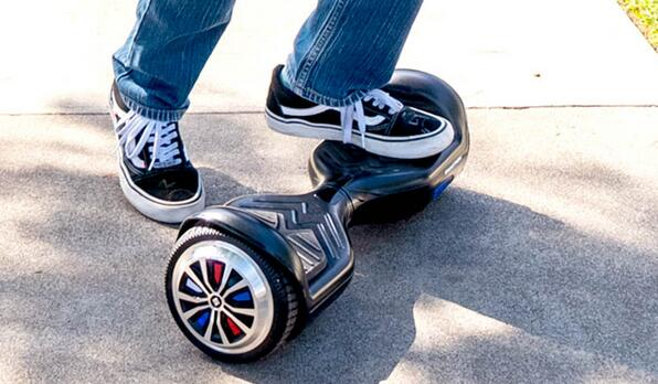 Stepping Off the Hoverboard
