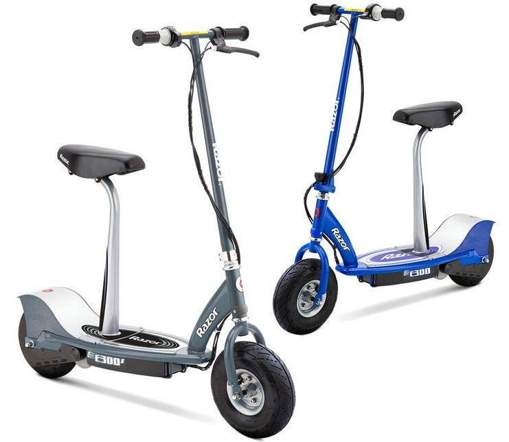 9 Best Electric Scooter with Seats for Adults & Kids (2020 Update)