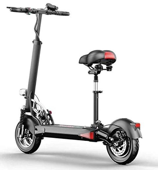 NanRobot D5+ Foldable Lightweight 2000W Electric Scooter