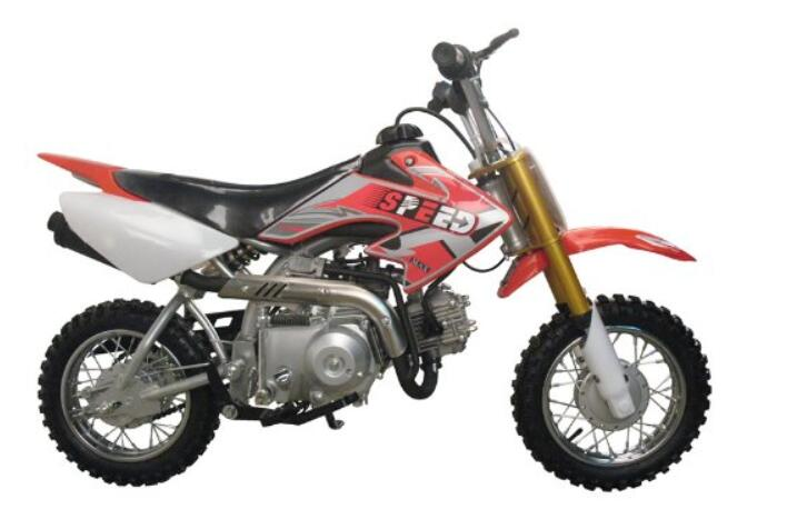 Dirt bike 70cc Semi-Automatic