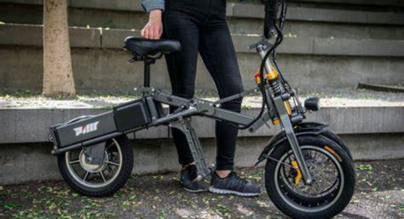 Three-Wheel Electric Scooter For Adults