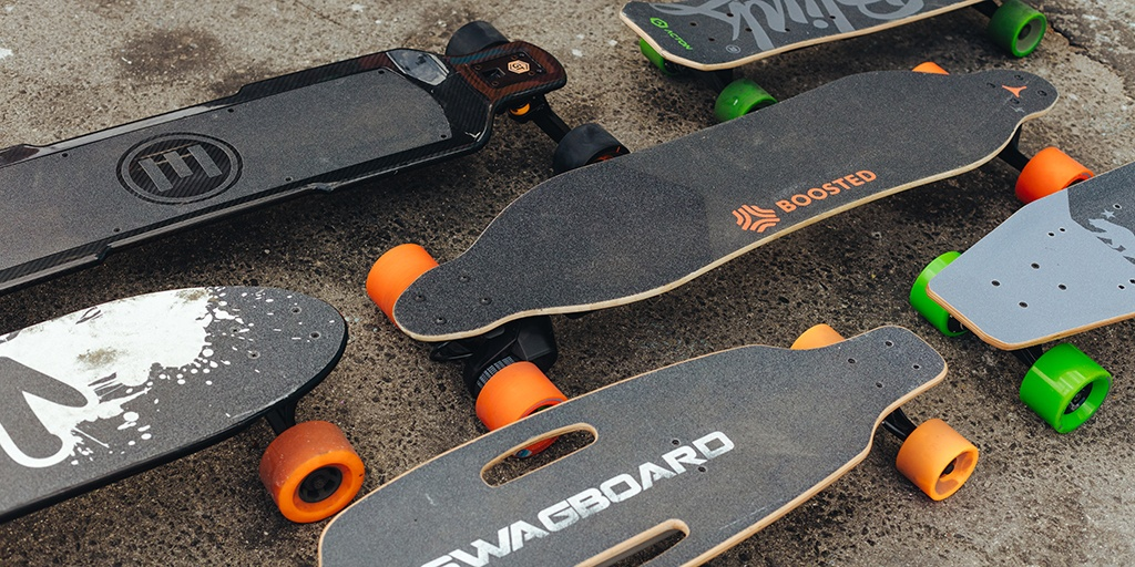 Best Electric Skateboards Review
