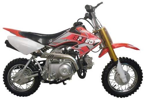 70cc Semi-Automatic dirt bike