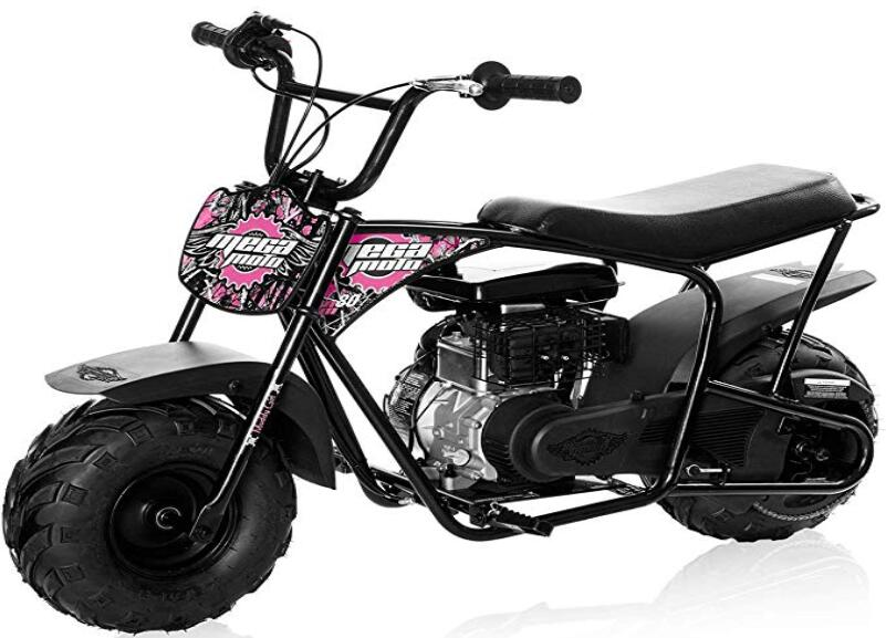 Monster Moto Black MM-B80-LB