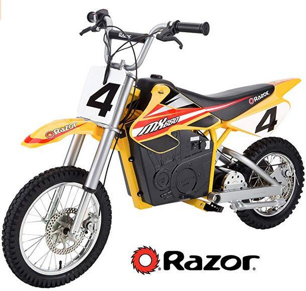 Razor Rocket Electric MX650 Motocross
