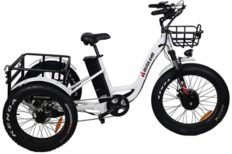 Culver Bikes Pro Electric Tricycle