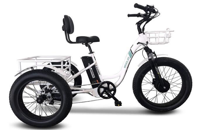 Emojo Caddy Proelectric Trike