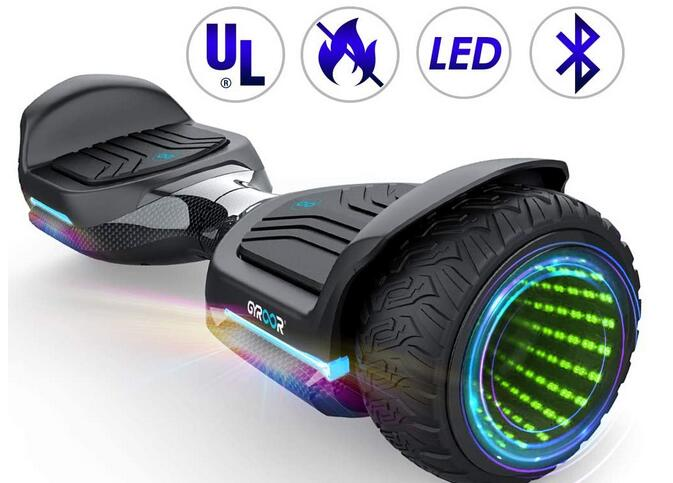 Gyroshoes Hoverboard off road all terrain Self Balancing