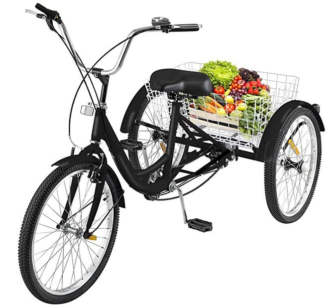 Happybuy 26inch Adult Tricycle