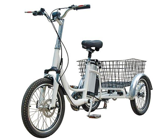 RMB EV Libert-E Adult Electric Tricycle
