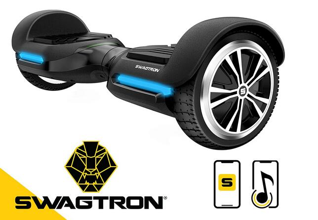 Swagtron T580 App-Enabled Hoverboard