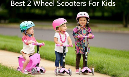 Best 2 Wheel Scooters