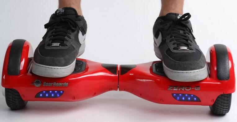 8 Best Red Hoverboards in 2020 Reviews with Comparison