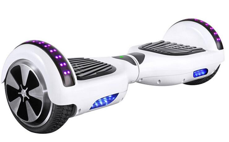 8 Best White Hoverboards in 2020 Reviews with Comparison