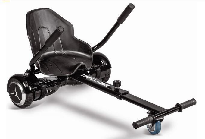 HoovyKart Hoverboard Cart-Go Kart Conversion Kit for Hoverboards