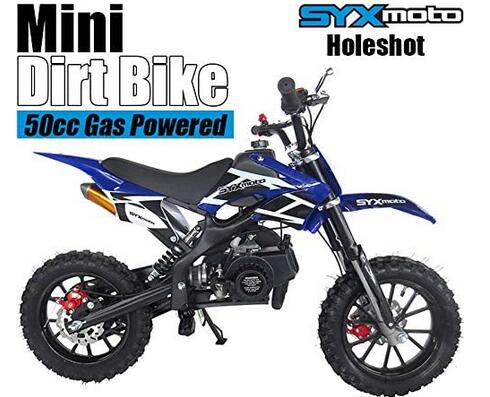 SYX MOTO Kids Mini Dirt Bike