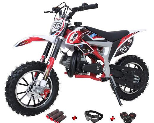 X-PRO Bolt 50cc Dirt Bike Gas Dirt Bike