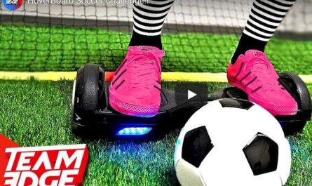 HoverBoard Soccer Challenge