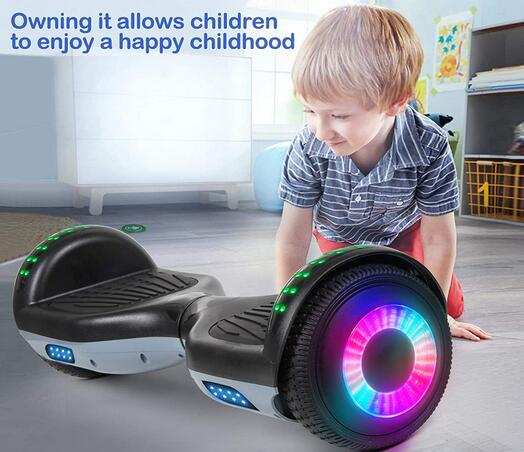SISIGAD Hoverboard for kids