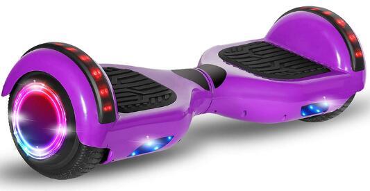 Beston Sports Dual Motors Hoverboard for Kids