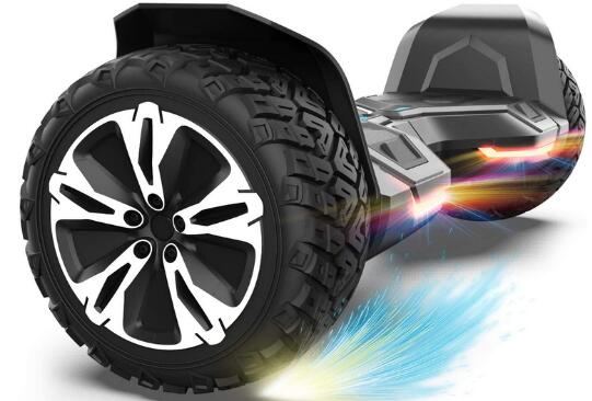 Gyroor Warrior All Terrain Hoverboard for Kids