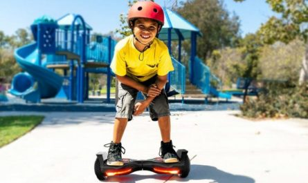 Hoverboard for 9 or 10 Year-Old-Kids