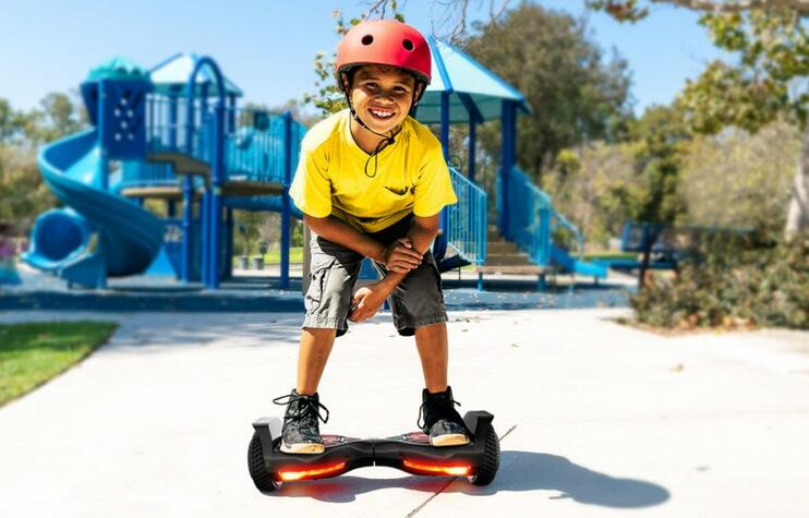 8 Best-Selling Hoverboard for 9 or 10 Year-Old-Kids in 2021