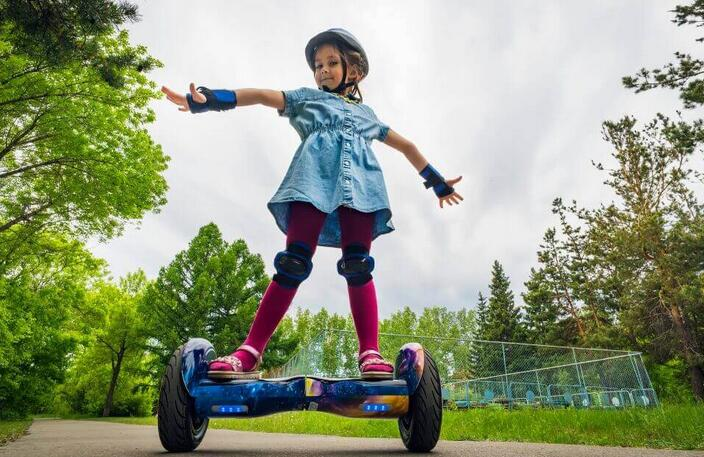 Hoverboards For 6-8 Year Old Kids