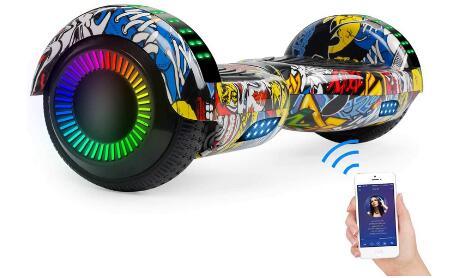 SISIGAD Self-Balancing Hoverboard for Kids